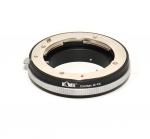 Адаптер переходник Contax G - Fujifilm X FX Ulata