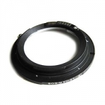 Адаптер переходник Leica R LR - Canon EOS, AF чип Ulata
