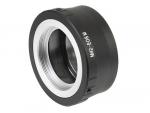 Адаптер переходник M42 - Canon EF-M, кольцо Ulata