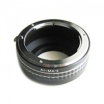 Адаптер переходник Nikon AI - Olympus 4/3, кольцо Ulata