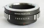 Адаптер переходник Minolta MA Sony AF - Fujifilm X Ulata