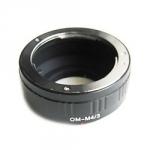 Адаптер переходник Olympus OM - Micro 4/3 (M4/3) Ulata