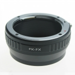 Адаптер переходник Pentax PK K - Fujifilm X FX Ulata