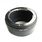 Адаптер переходник Olympus OM - Sony NEX E, кольцо Ulata