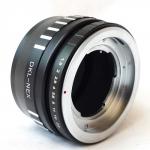 Адаптер переходник Deckel DKL - Sony NEX E, кольцо Ulata