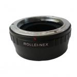 Адаптер переходник Rolleiflex SL35 QBM - Sony NEX Ulata