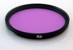 Флуоресцентный FLD светофильтр 58мм, фильтр