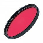 Цветной фильтр 52мм красный, CITIWIDE