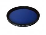 Цветной фильтр 58мм синий, CITIWIDE