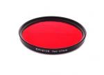 Цветной фильтр 67мм красный, CITIWIDE