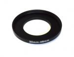 Повышающее степ кольцо 30-46мм для Canon, Nikon