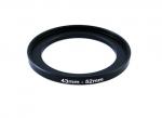 Повышающее степ кольцо 43-52мм для Canon, Nikon
