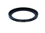 Повышающее степ кольцо 46-52мм для Canon, Nikon