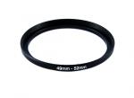 Повышающее степ кольцо 49-52мм для Canon, Nikon
