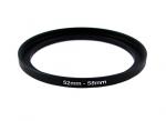 Повышающее степ кольцо 52-58мм для Canon, Nikon