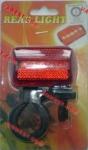 Задний фонарь для велосипеда JY-370C