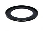 Повышающее степ кольцо 58-77мм для Canon, Nikon
