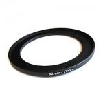 Повышающее степ кольцо 62-77мм для Canon, Nikon