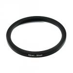 Понижающее степ кольцо 62-55мм для Canon, Nikon