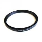 Понижающее степ кольцо 62-58мм для Canon, Nikon