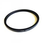 Понижающее степ кольцо 77-72мм для Canon, Nikon