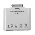 Camera Connection Kit 5 в 1 для iPad или IPad 2