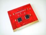 PCI плата диагностики с LCD экраном, PTi6