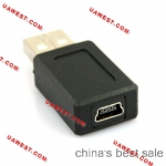 Переходник USB папа - miniusb мама