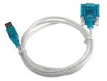 Кабель - переходник, USB - RS232 (DB9), адаптер