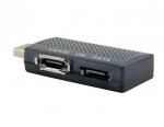 Переходник адаптер USB в Serial ATA (SATA) / eSATA