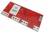 4-канальный модуль зарядки 4S Li-ion батарей 18650