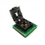 TQFP44 QFP44 PQFP44 - DIP40 панелька переходник