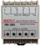 5-канальное DC-AC твердотельное реле SSR 10А
