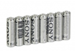 Батарейка AA LR6 Sony, солевая