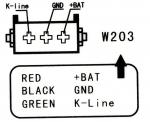 Эмулятор ESL (защелки) для Mercedes, VW Crafter