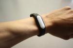 Умный браслет Xiaomi MI Band, черный