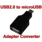 Переходник USB на microUSB