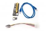 Райзер х1 - х16 PCIe USB riser 30 см