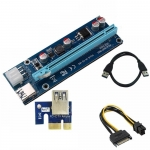 Райзер х1 - х16 PCIe USB riser 60 см