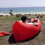 LAMZAC Надувной диван Ламзак, шезлонг, пляжный матрас