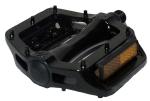 Чорні пластикові педалі FPD, шипы.