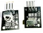 Модуль приемника с ИК датчиком VS1838B, Arduino