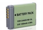 Батарея Canon NB-13L NB13L, PowerShot G7 X