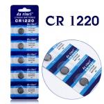 5x Батарейка таблетка CR1220 3V, литий