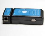 Тестер сети RJ45, телефонного кабеля RJ11 12, USB