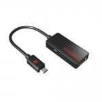 SlimPort адаптер, переходник с MicroUSB на HDMI