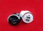 Автомобильная зарядка, 2 USB, 5V 2.1A, Ipad Iphone