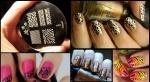 Набор для украшения ногтей, стемпинг нейл-арт
