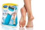 Электрическая роликовая пилка Scholl для стоп ног