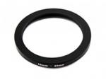 Понижающее степ кольцо 55-46мм для Canon, Nikon
